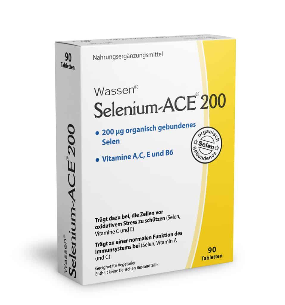 Wassen Selenium ACE 200
